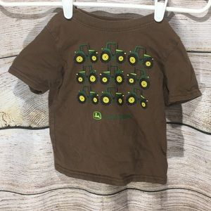 Childrens 2 T John Deere tractor shirt JohnDeere